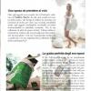 article MIA SPOSA  création Valérie PACHE