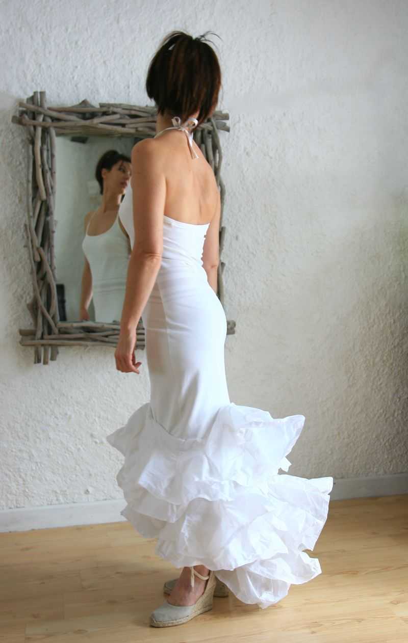 Flamenco Robe de mariée