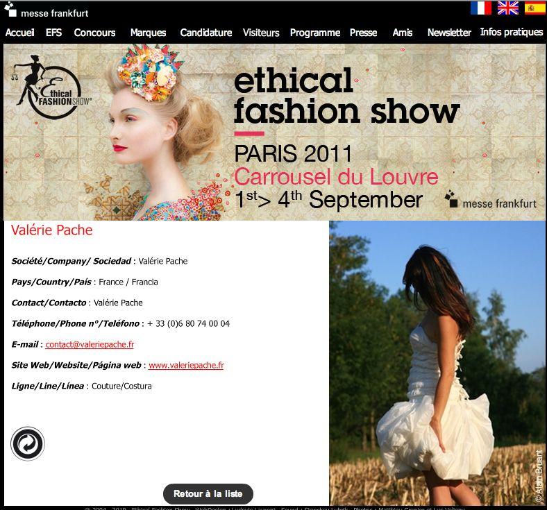 Salon et d fil au carrousel du louvre tendance luxe et - Salon carrousel du louvre ...