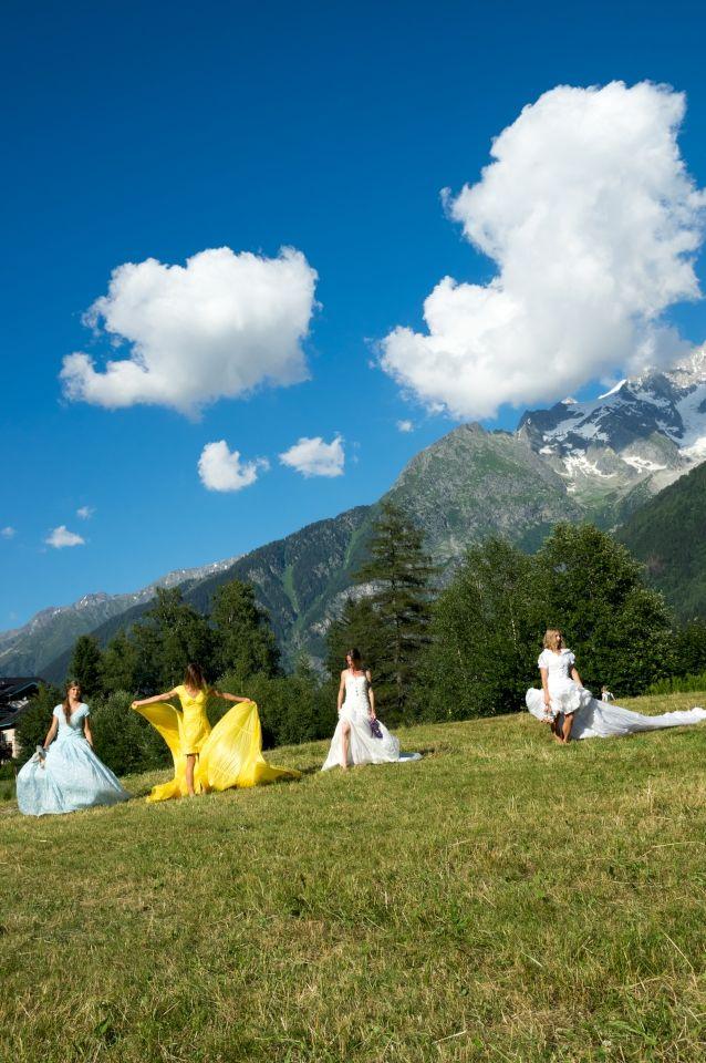 Photographe Benjamin Chevallier , Festival Air'tistique Chamonix Mont Blanc