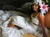 robe de mariee en soie et parapente