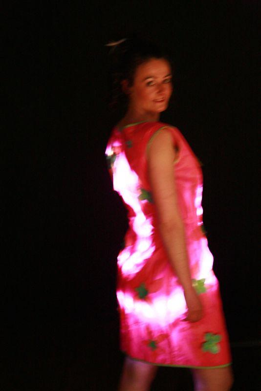 robe-eclairee